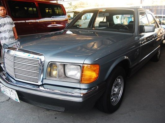 Used mercedes benz 300sd turbo 0 300sd turbo for sale for Mercedes benz price philippines