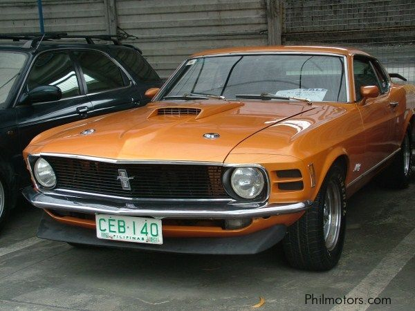 Used Ford Mustang | 1970 Mustang for sale | Paranaque City ...