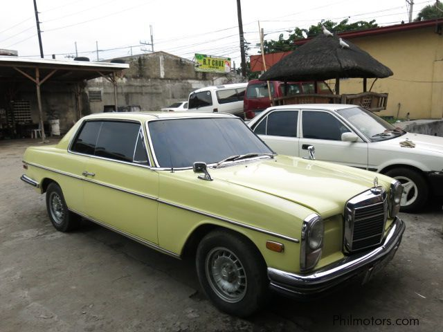 Used mercedes benz 230 4 1970 230 4 for sale laguna for Used mercedes benz cars for sale
