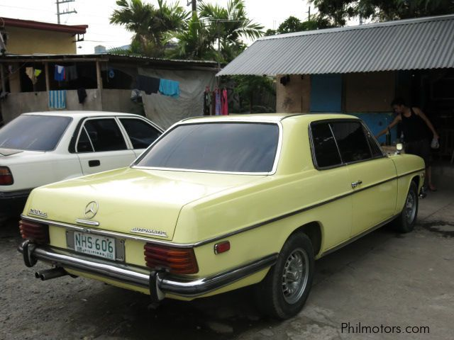 Used mercedes benz 230 4 1970 230 4 for sale laguna for Mercedes benz price philippines