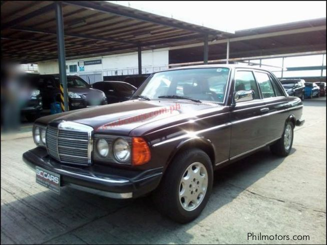 Used mercedes benz 280e 1977 280e for sale pasig city for Www mercedes benz used cars
