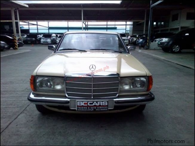 Used Mercedes Benz 230ce 1980 230ce For Sale Pasig