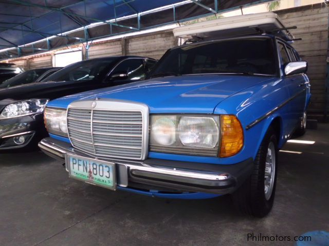 Used mercedes benz 250 1981 250 for sale paranaque for Used mercedes benz cars