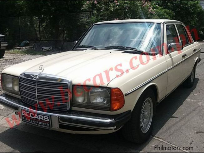 Used Mercedes Benz 200g 1983 200g For Sale Pasig City