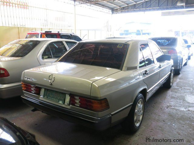 Used mercedes benz 190 e 1985 190 e for sale paranaque for Mercedes benz price philippines