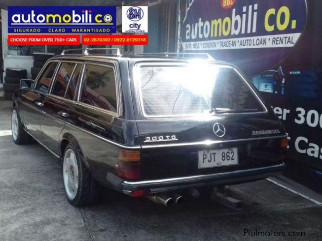 Used Mercedes Benz 300 Td 1985 300 Td For Sale
