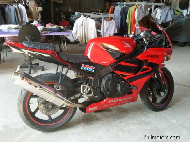 Used Honda Honda Cbr 1986 Honda Cbr For Sale Cavite