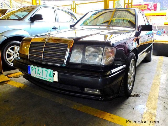 Mercedes Benz E Class Used Philippines