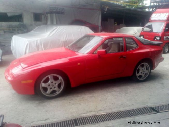 Used Porsche 944 1986 944 For Sale Pasig City Porsche