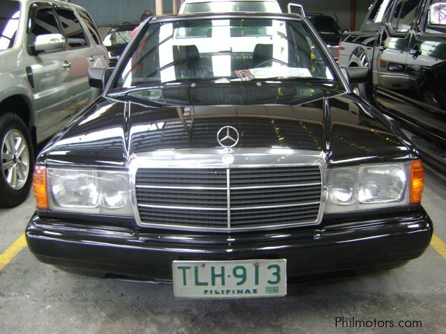 Used Mercedes Benz 190e 1987 190e For Sale Quezon City