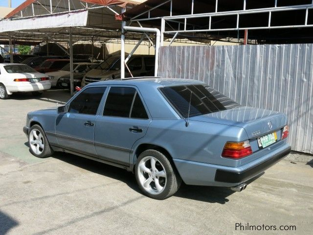 Used mercedes benz 260e 1987 260e for sale las pinas for Mercedes benz 1987 for sale