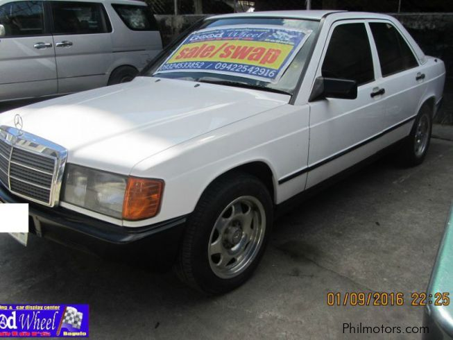 Used mercedes benz 190e 1988 190e for sale benguet for Mercedes benz price philippines