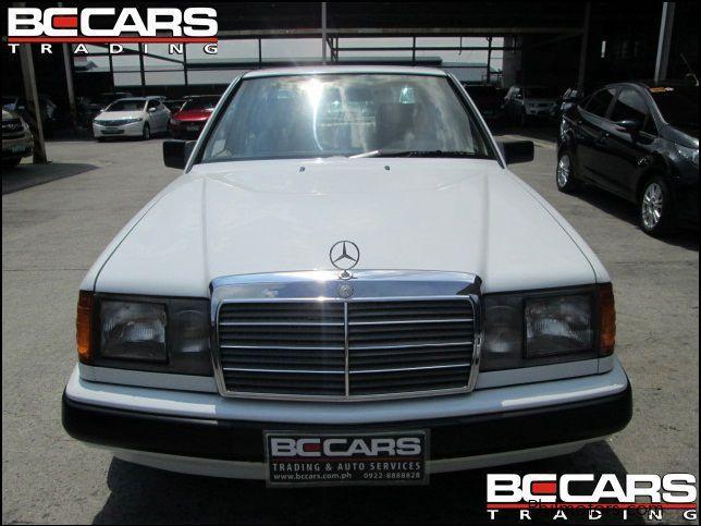 Used Mercedes Benz 260e 1989 260e For Sale Pasig City
