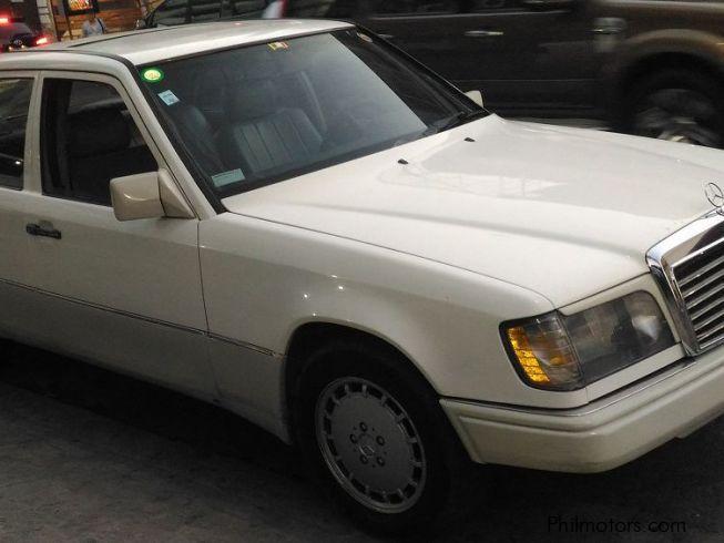 Used mercedes benz 260e 1989 260e for sale quezon city for 1989 mercedes benz 260e