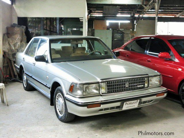 Toyota Crown in Philippines