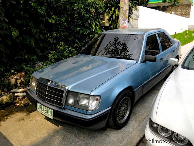 Used mercedes benz 260 e 1990 260 e for sale quezon for Mercedes benz price philippines