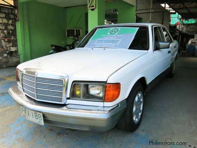 Used mercedes benz 300 sd 1990 300 sd for sale quezon for Used mercedes benz 300