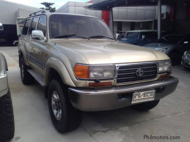 Toyota Land Cruiser in Philippines