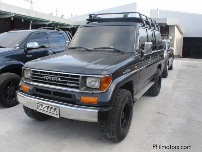 Used Toyota Land Cruiser Prado 1990 Land Cruiser Prado