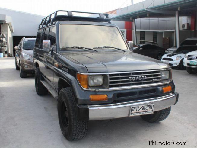 Used Cars For Sale San Jose >> Used Toyota Land Cruiser Prado | 1990 Land Cruiser Prado for sale | Pampanga Toyota Land Cruiser ...