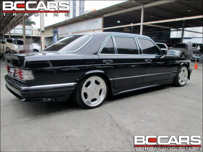 Used mercedes benz 560sel 1991 560sel for sale pasig for 1991 mercedes benz 560sel for sale