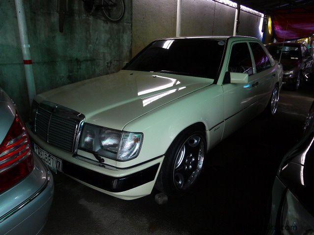 Used Mercedes Benz E300 1991 E300 For Sale Paranaque