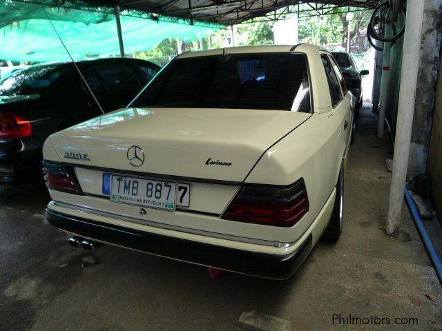 Used mercedes benz e300 1991 e300 for sale paranaque for Mercedes benz e300 price