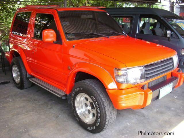 Used mitsubishi pajero 1991 pajero for sale quezon for Orange city motors inc
