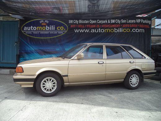 Wheel City Motors >> Used Nissan California | 1991 California for sale ...