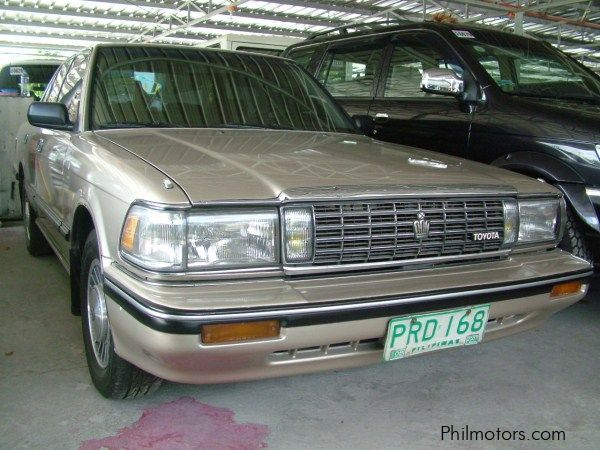 Used toyota crown 1991 crown for sale pasay city for Crown motors used cars