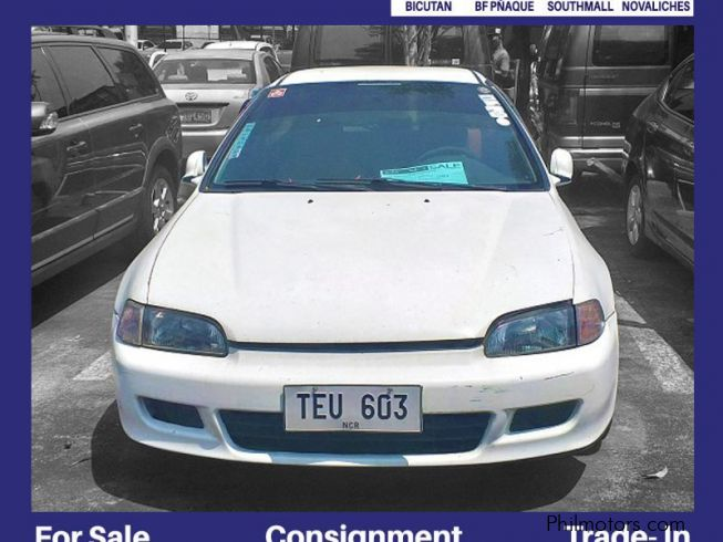 Used Honda Civic HB 2D   1992 Civic HB 2D for sale ...