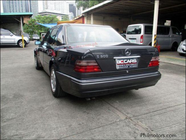Used Mercedes Benz E500 1992 E500 For Sale Pasig City