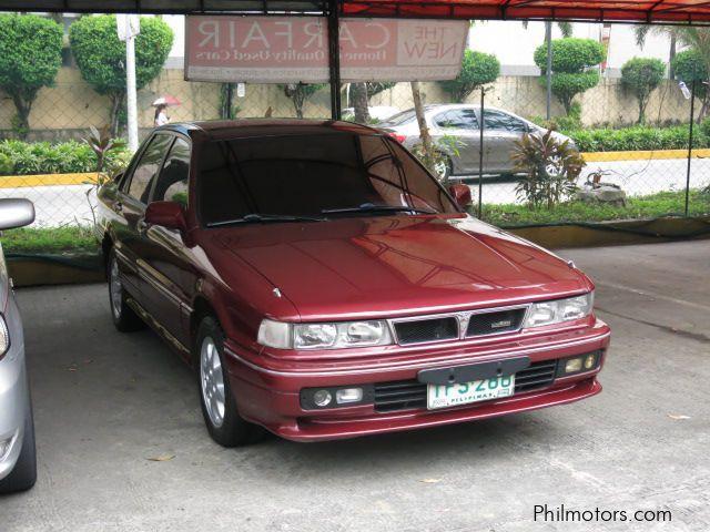 Mitsubishi Galant on The Top Of Engine 2001 Mitsubishi Galant
