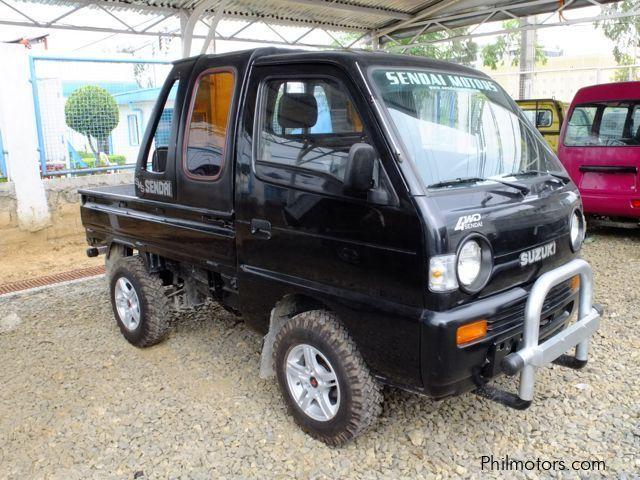 Used Suzuki Carry Pickup Mandaue