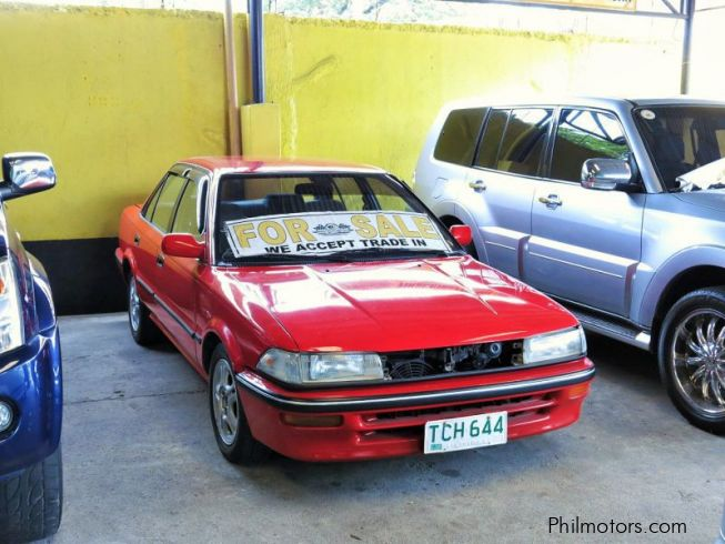 Used Toyota Corolla | 1992 Corolla for sale | Pampanga ...