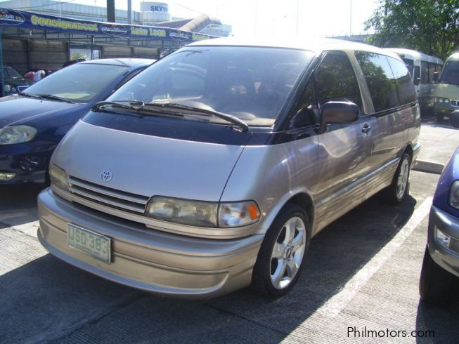 toyota previa manual transmission for sale