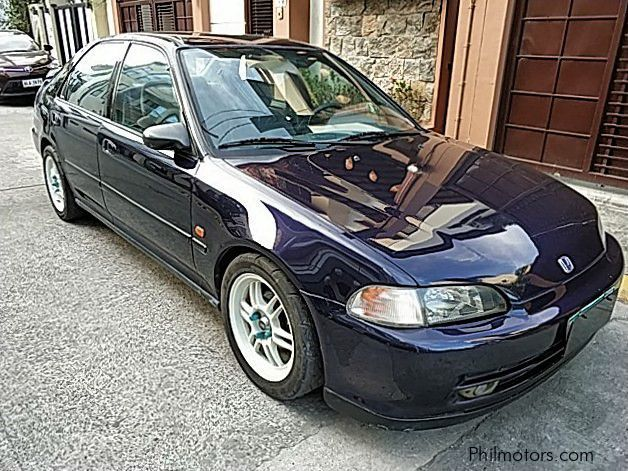 Used Honda Civic   1993 Civic for sale   Quezon City Honda ...