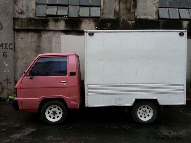 Gold Star Motors >> Used Mitsubishi L300 Aluminum Closed Van | 1993 L300 ...