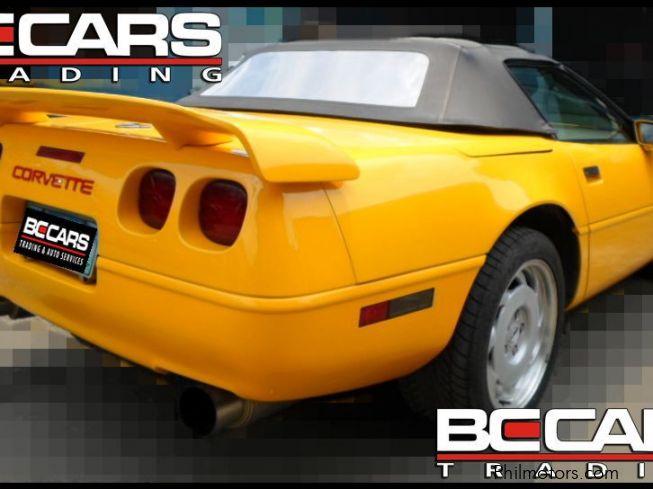 Used Chevrolet Corvette 1994 Corvette For Sale Pasig City Chevrolet Corvette Sales