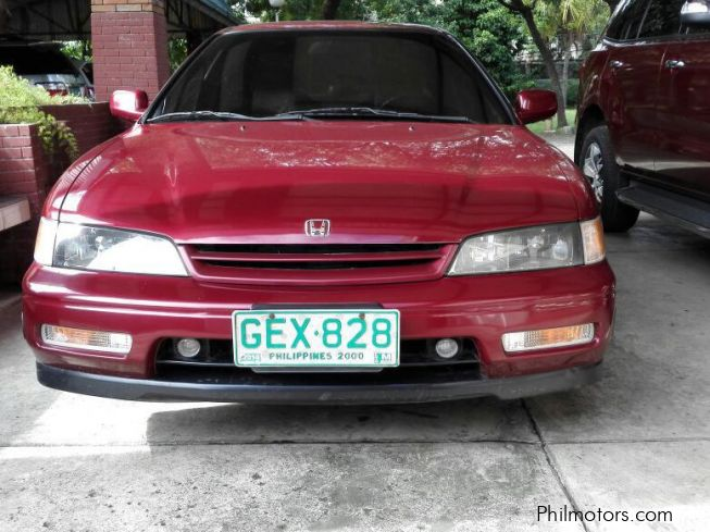 Used honda accord 1994 accord for sale cebu honda for Honda accord motors for sale