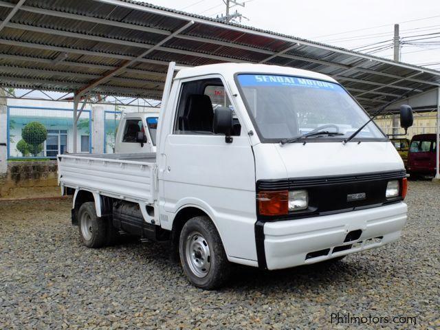 Used Mazda Bongo 1994 Bongo For Sale Cebu Mazda Bongo