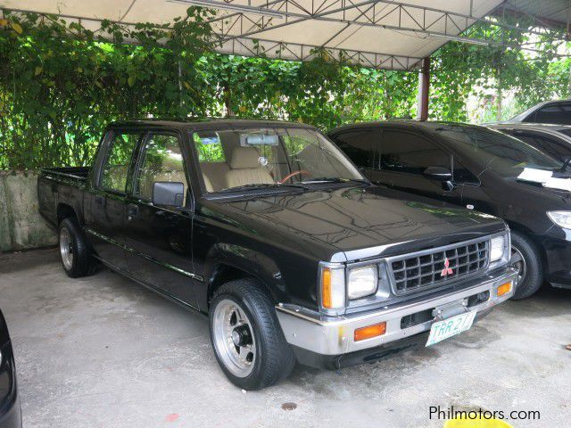Used Mitsubishi L200 | 1994 L200 for sale | Cavite ...