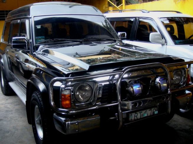 Used Nissan Patrol Safari Local 1994 Patrol Safari Local