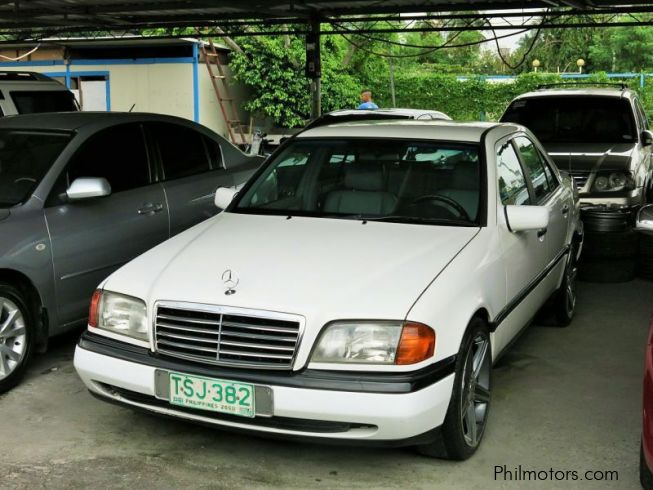 Used Mercedes Benz C220 1995 C220 For Sale Pasay City
