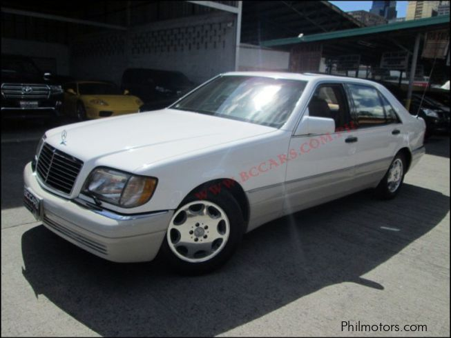 Used Mercedes Benz S320 1995 S320 For Sale Pasig City