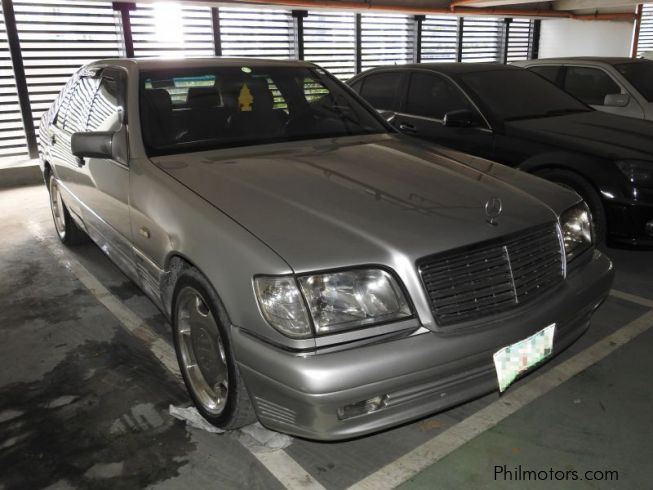 Used mercedes benz s600 1995 s600 for sale manila for S600 mercedes benz for sale