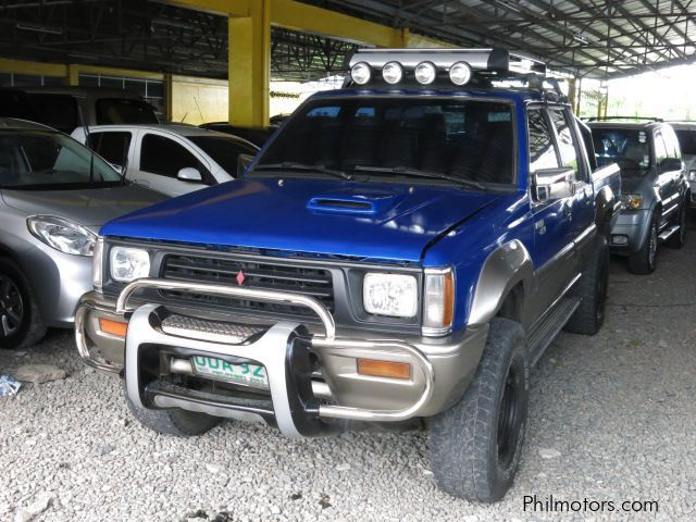 Used Mitsubishi L200 | 1995 L200 for sale | Cavite ...