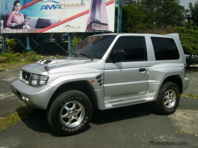 Used Mitsubishi Pajero Evolution 1995 Pajero Evolution