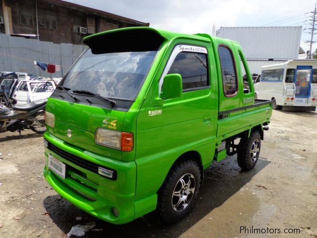 Used Suzuki Multicab 1995 Multicab For Sale Cebu