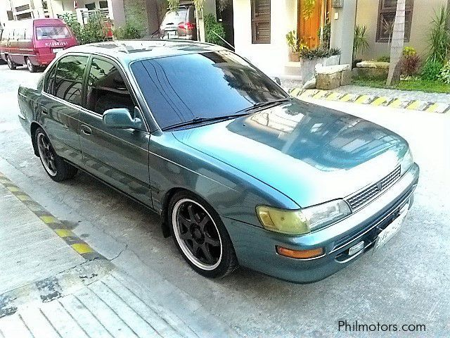 used toyota corolla 1995 corolla for sale quezon city toyota corolla sales toyota corolla. Black Bedroom Furniture Sets. Home Design Ideas